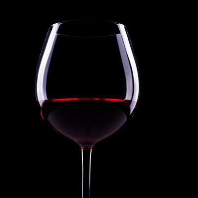 Weinglas Liemonte, Wein aus Italien
